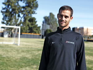 Men's Soccer: Assistant Yossi Raz takes over Cal Poly Pomona soccer program.