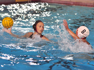 Water Polo: Returning core players keep eye on championship