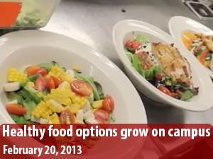 Healthy food options dominate CSUN restaurant menus