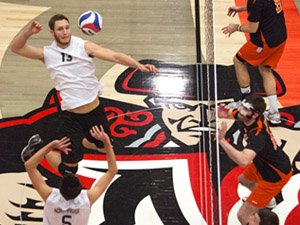 Men's Volleyball: Season-best performance lifts Matadors over Pacific