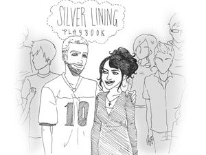 Crazy, happy and normal, what 'Silver Linings Playbook' taught us
