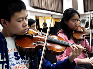 Young musicians find a place to thrive in CSUN Youth Orchestras