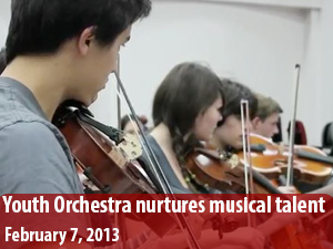CSUN's Youth Orchestra program nurtures developing musicians
