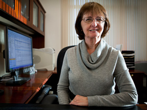 Vice president of faculty affairs announces retirement, goes back to teaching