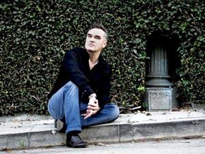 Morrissey's softer side comes out at Staples Center show