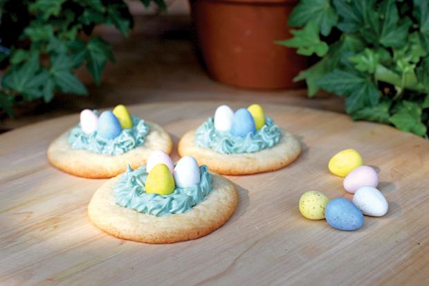 With Easter just around the corner sugar cookies are an easy and simple recipe that are perfect for decorating. Photo credit by Brita Potenza / Daily Sundial