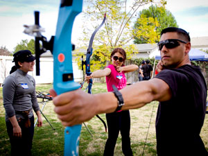 Archery club expands, gets a new home on CSUN campus