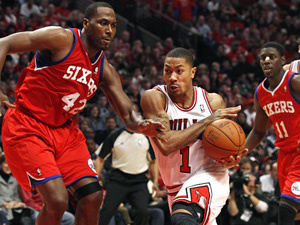 Playoff-bound Bulls in dire need of superstar guard Rose to return