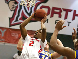 Men's Basketball: CSUN conference tournament hopes hanging by thread after UCSB loss