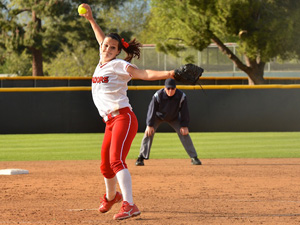 Softball: CSUN sweeped by Hawai'i in three game series