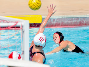 Women's Water Polo: CSUN opens Big West play with win over UC Davis