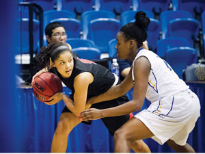 Women's Basketball: CSUN loses in Big West Conference Tournament second round to UCSB 45-31