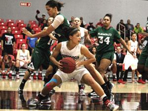 Women's Basketball: Matadors complete final road trip with loss at Hawai'i