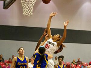 Women's Basketball: Guay's last second heroics lift Matadors over Riverside