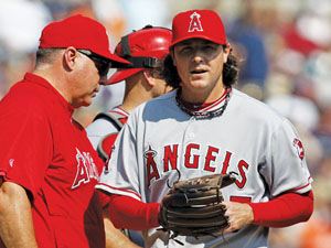 Angels Manager Mike Scioscia's days are limited