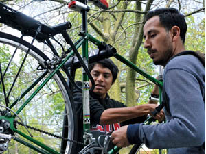 CSUN Bike Collective encourages alternative transportation