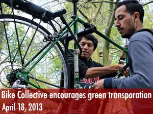 CSUN Bike Collective encourages alternative transportation