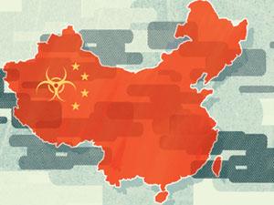 Chinas burgeoning pollution