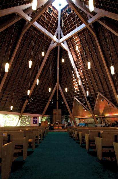 Congregational Church northridge: Glee Ken Scarboro/Senior Photographer