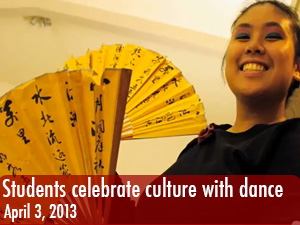 Students celebrate culture with dance at Pilipino Cultural Night