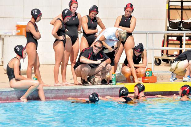 CSUN's women's water polo team will compete in the Big West Conference tournament starting Friday afternoon as the fifth seed. Photo credit by Luis Rivas/ Senior Reporter