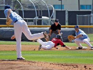 Baseball: Matadors on wrong side of no-hitter