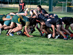 Men's rugby brings CSUN into the scrum