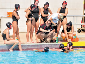 Water Polo: CSUN prepares for Big West Tournament