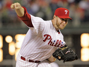 Phillies pitcher Roy Halladay's play continues to decline