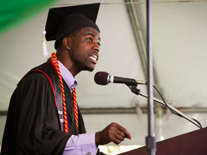 Black Graduation honors students for their achievements