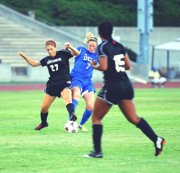 Women's Soccer: Matadors fall to fifth ranked Bruins 3-0