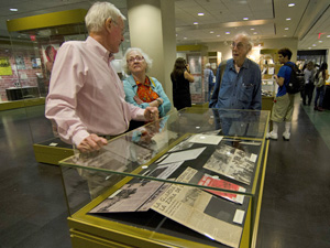 New Oviatt Library exhibit recalls anti-war protest