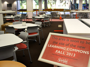 Learning Commons grand opening to come this Thursday