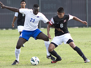 Men's Soccer: Second half surge lifts CSUN over Memphis