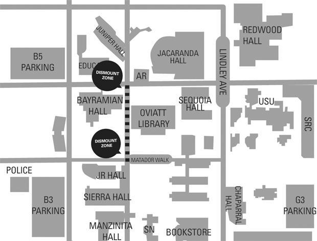 Northridge Map