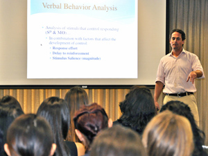Psychology department hosts next ABA lecture
