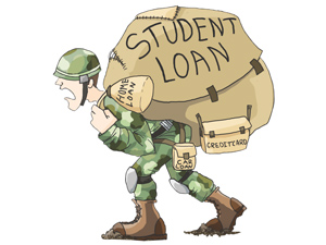 Sallie Mae accused of mistreating student veterans