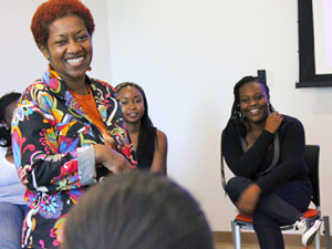 CSUN students feel the sisterly love at Sistahood group therapy sessions