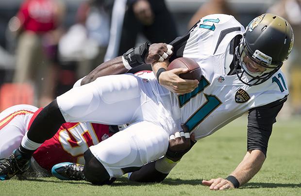 Jaguars vs. Chiefs