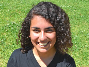 Associated Students Vice President Talar Alexanian excited to begin double-duty as a senator and the first CSU student trustee from CSUN