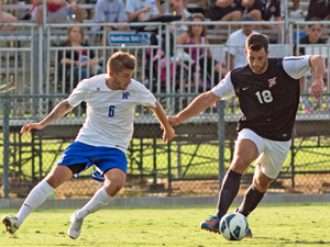 Men's Soccer: CSUN stuns No. 9 New Mexico, remains undefeated