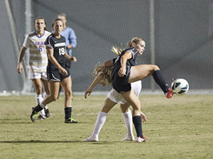 Women's Soccer: Matadors drop Tulsa 1-0 in physical game