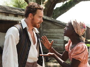 The harrowing '12 years a slave' will knock you flat