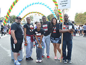 LA AIDS Walk attracts a crowd of 25,000, including 250 CSUN volunteers