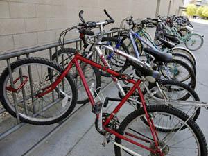 CSUN Matador Bike Shop still in development