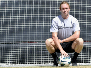 Men's Soccer: Chris Smith's road to recovery