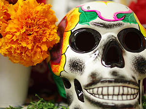 Take advantage of Día de los Muertos festivities on campus, around CSUN this weekend.