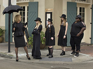 FX's 'American Horror Story' keeps it eerie with 'Coven'