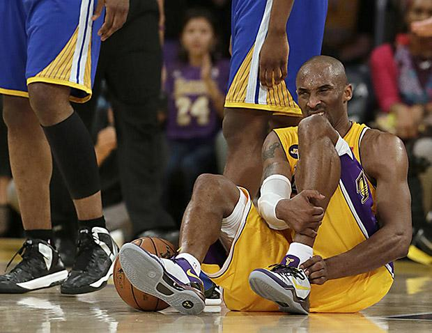 Golden State at LA Lakers