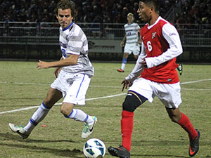 Men's Soccer: No. 4 Matadors fall to UCSB 2-1 in overtime